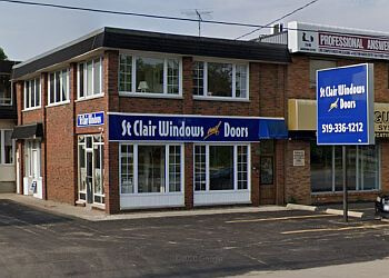 Sarnia window company St Clair Windows and Doors