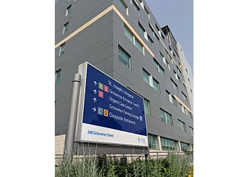 London urgent care clinic St. Joseph's Hospital