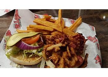 Oshawa sports bar St. Louis Bar & Grill