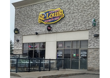 Waterloo sports bar St. Louis Bar & Grill