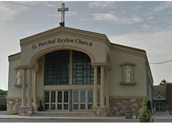 Vaughan church St. Paschal Baylon Church
