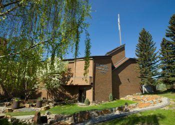 Calgary church St. Peter's Roman Catholic Church