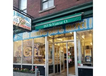 Montreal bagel shop St-Viateur Bagel