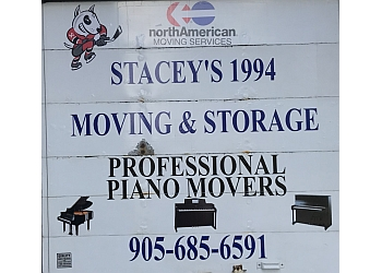 St Catharines moving company Stacey's (1994) Moving & Storage