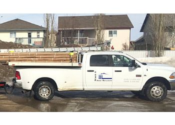 Grande Prairie garage door repair Stack It Door Services ltd.