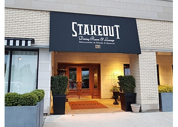 Stouffville steak house Stakeout Dining Room & Lounge