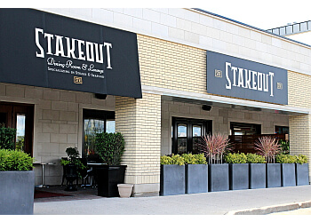 Stouffville steak house Stakeout Dining Room and Lounge