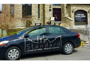 Gatineau window cleaner Standard Lavage de vitres