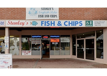 Aurora fish and chip Stanley's Fish & Chips