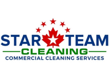Toronto commercial cleaning service Star Team Cleaning