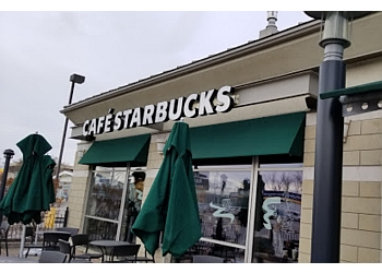 Laval cafe Starbucks