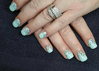 Edmonton nail salon Starlight Nails and Spa
