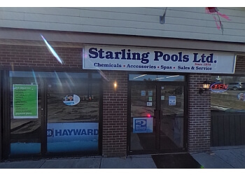 Whitby pool service Starling Pools & Spa Ltd.