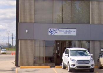 Grande Prairie driving school Start-Rite Driver Education Ltd.