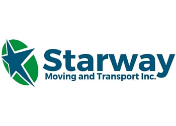 Airdrie moving company Starway Moving and Transport Inc.