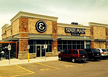 Guelph steak house State & Main Kitchen & Bar