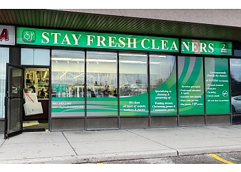 Vaughan dry cleaner Stay Fresh Cleaners