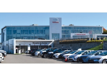 Quebec car dealership Ste-Foy Toyota