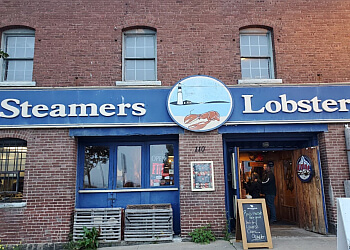 Saint John seafood restaurant Steamers Lobster Co.