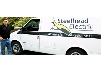 Chilliwack electrician Steelhead Electric Ltd.