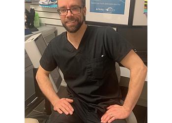 Ottawa podiatrist Stephen Davis, DPM