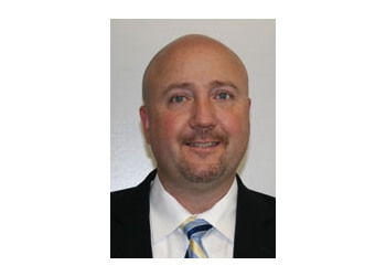 Waterloo podiatrist Stephen Hartman, BSc