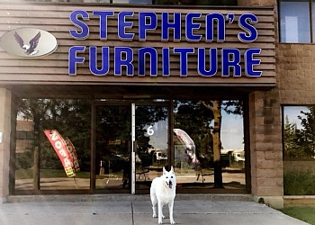 Caledon furniture store Stephen's Furniture Ltd.