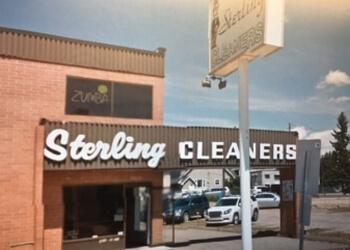 Red Deer dry cleaner Sterling Cleaners Ltd