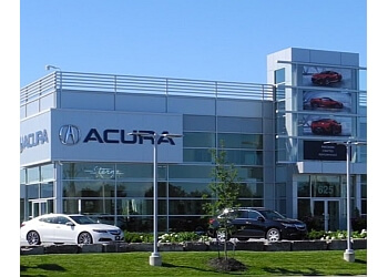 Aurora car dealership Sterne Acura