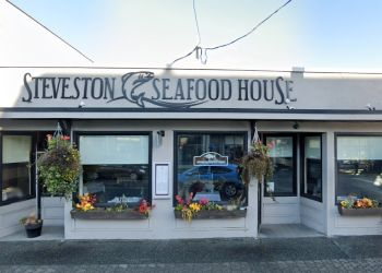 Richmond seafood restaurant Steveston Seafood House