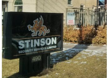 London security guard company Stinson Security Services Limited