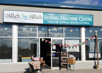 Kingston sewing machine store Stitch by Stitch