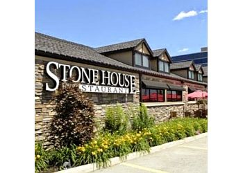 Burlington mediterranean restaurant Stone House