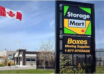 Lethbridge storage unit StorageMart