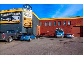 Saskatoon storage unit StorageMart