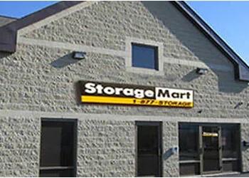 Vaughan storage unit StorageMart