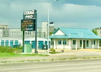 Grande Prairie storage unit Storage Pro Inc.