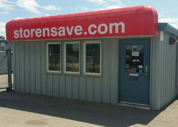 Kitchener storage unit Store-N-Save Self Storage