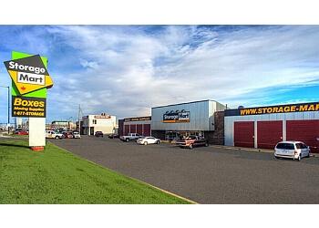 Edmonton storage unit StoreSmart