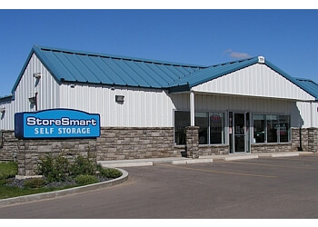 Red Deer storage unit StoreSmart Self-Storage