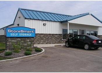 Red Deer storage unit StoreSmart Self-Storage