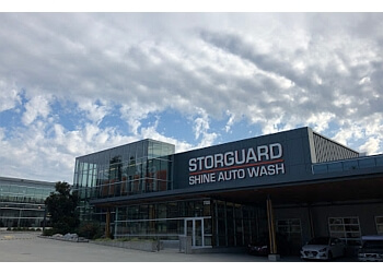 Burnaby storage unit Storguard Self Storage