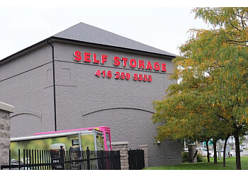 Toronto storage unit Storwell Self Storage
