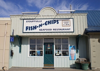 Stouffville fish and chip Stouffville Fish & Chips