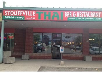 Stouffville thai restaurant Stouffville Thai Bar and Restaurant
