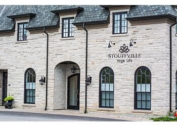 Stouffville yoga studio Stouffville Yoga Life