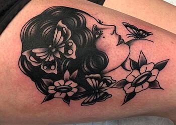 Calgary tattoo shop Strange World Tattoo