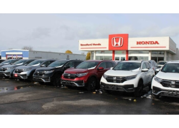 Stratford car dealership Stratford Honda
