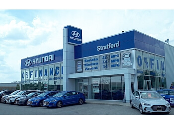Stratford car dealership Stratford Hyundai