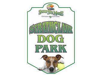 Strathclair Dog Park